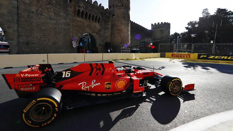 F1 2021: La guía del GP de Azerbaiyán