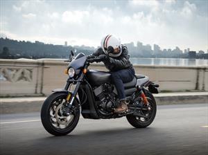 Harley-Davidson Street Rod 2017, la moto ideal para la ciudad