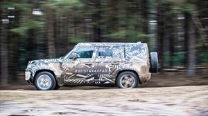 Land Rover Defender tendrá nueva generación