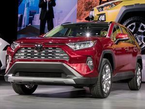 Toyota RAV4 2019, apunta a destronar a la CR-V