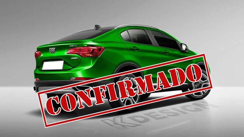 FIAT Pulse tendrá un hermano con silueta coupé