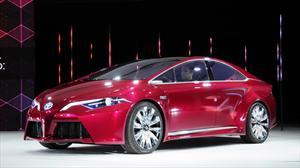 Toyota NS4 Concept debuta en el Salón de Detroit 2012