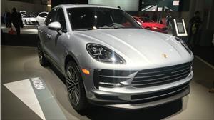 Porsche Macan 2019, nuevos motores y mayor conectividad