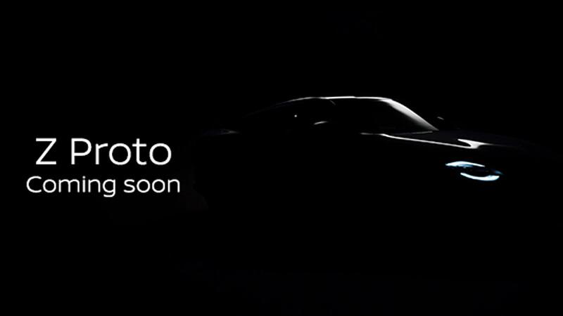 El Nissan Z Proto será la antesala del futuro deportivo 400Z