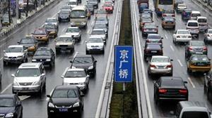 Caen las ventas de autos en China