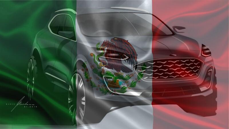 ¿La próxima Ford Ecosport vendrá de México?