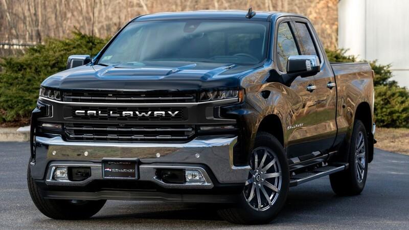 Chevrolet Silverado por Callaway debuta