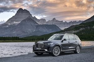 BMW X7, la colosal séptima SUV de Bavaria