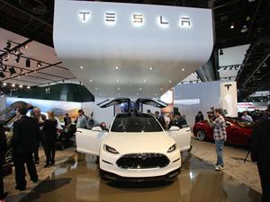 Tesla Model X, safari de alto voltaje.