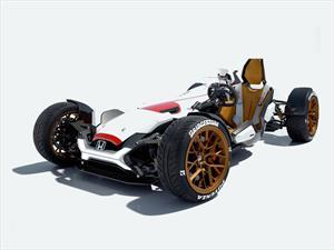 Honda Project 2&4: innovador vehículo que se presentará en Frankfurt