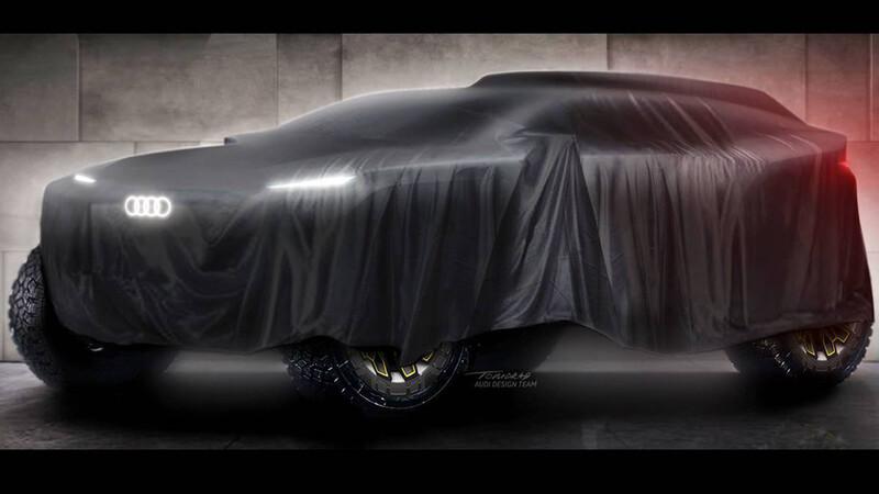 Audi cambia su plan deportivo: chau Fórmula E, hola Dakar