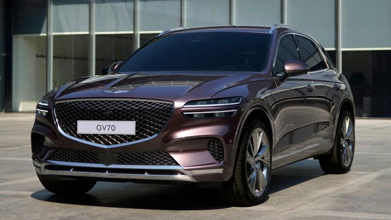 Genesis GV70 2022: un nuevo rival para Audi Q5, BMW X3 y Mercedes-Benz GLC