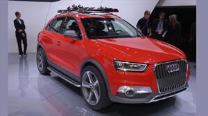 Audi Q3 Vail Concept en el Salón de Detroit 2012