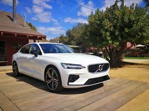 Volvo S60 2019: Contacto desde L.A.
