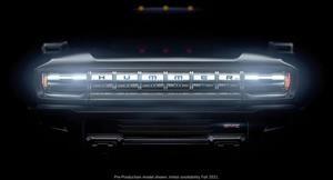 Se pospuso el lanzamiento del Hummer eléctrico de GMC