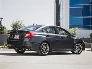 Subaru WRX y WRX STI 2016 llegan con más tecnología