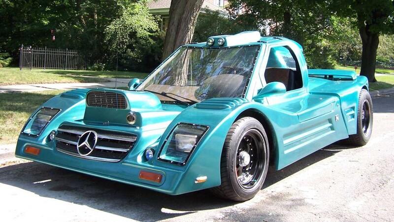 ¿Comprarías este Mercedes AMG C8 GTR?