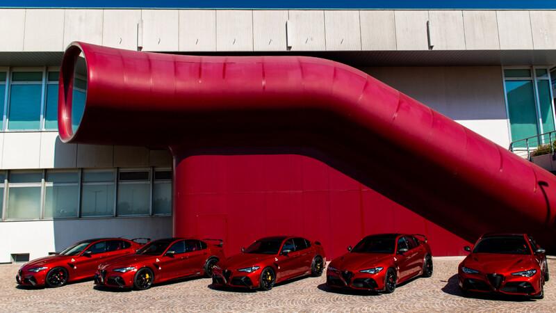 Alfa Romeo presentará cinco modelos antes de 2026