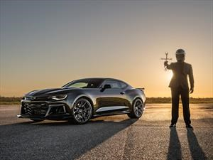 Video: Un Chevrolet Camaro ZL1 para exorcizar al Dodge Demon