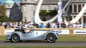 Morgan Plus Six inicia la nueva era en Goodwood 2019