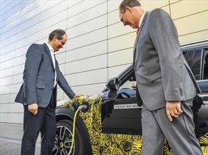 MINI muestra su primer plug-in hybrid