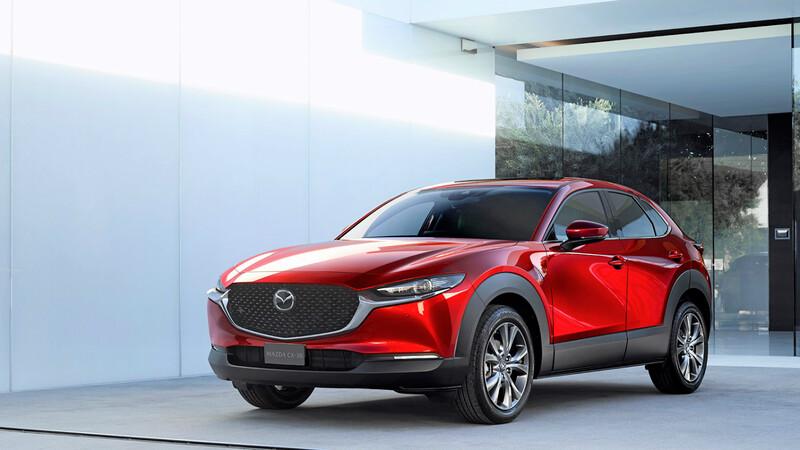 Esto cuesta tener una Mazda CX-30 2021