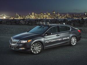 Honda perfecciona su vehículo de conducción autónoma