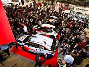 Los nuevos WRC 2019 debutarán oficialmente en Inglaterra