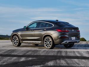 Probando el BMW X4 2019