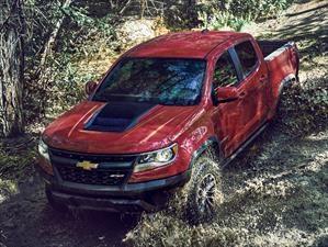 Chevrolet Colorado ZR2 2017 tiene un precio inicial de $40,995 dólares