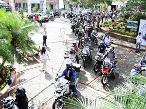 Fue un éxito el Cuarto Encuentro de BMW Motorrad Riders