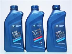 BMW Chile le da la bienvenida a BMW Genuine Oil, formulado para motores Twin Power Turbo
