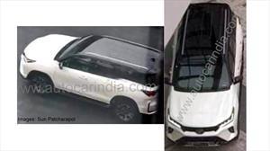 La Toyota SW4 muestra su nueva cara en Asia