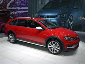 Volkswagen Golf SportWagen Alltrack 2017, un station wagon todo terreno