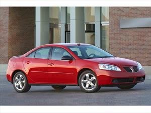 Recall a 70,000 unidades del Chevrolet Malibu y Pontiac G6