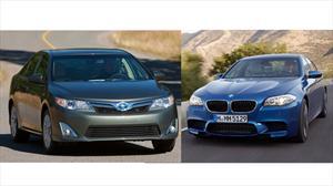 BMW y Toyota firman acuerdo para desarrollar tecnologías pro ambiente