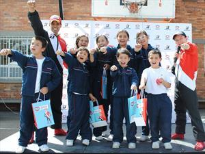 Bridgestone consolidó su voluntariado corporativo en Latinoámerica