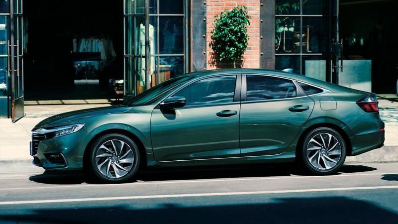 Honda Insight 2021, el híbrido se renueva de forma ligera