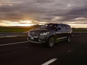 Manejamos el Lincoln Navigator 2018