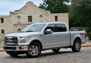 Ford F-150 2015 obtiene el Truck of Texas 2014