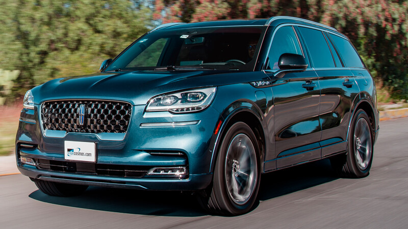 Manejamos la Lincoln Aviator Plug-in Hybrid 2020