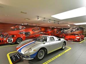 El museo de Ferrari se amplia para celebrar