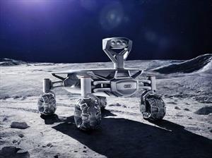 Audi lunar quattro viajará a la Luna
