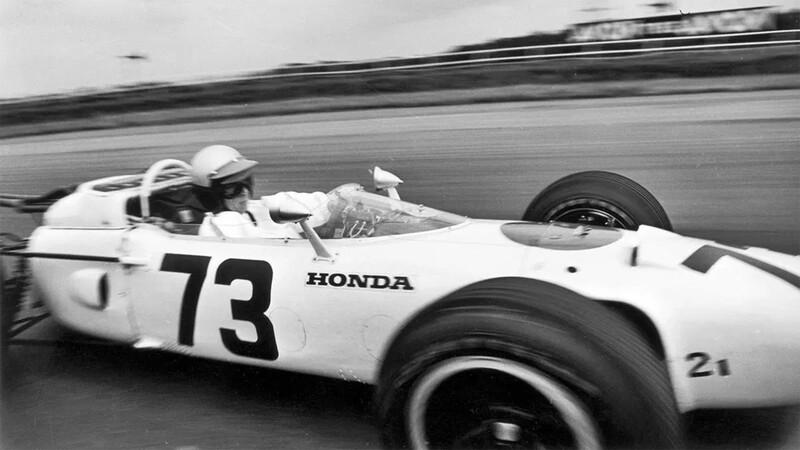 Historia de Honda en la Fórmula 1