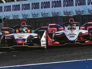 Lucas Di Grassi se lleva el primer lugar en el ePrix de México
