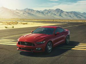 El nuevo Ford Mustang se presenta en Los Ángeles
