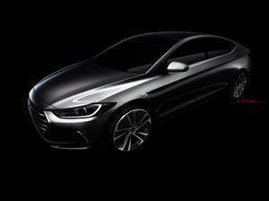 Hyundai Elantra anticipa su sexta generación
