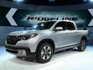 Honda Ridgeline gana el North American Truck of the Year 2017