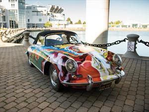 Porsche 356 de Janis Joplin a subasta