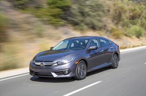 Prueba de manejo: Honda Civic 2016